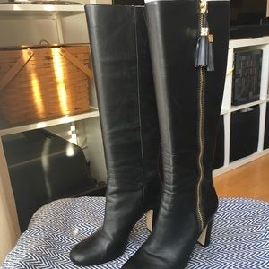 Louise et Cie Knee High boots with tassels